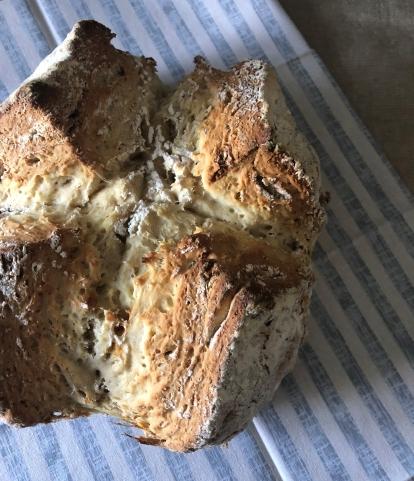 paul hollywood soda bread baking