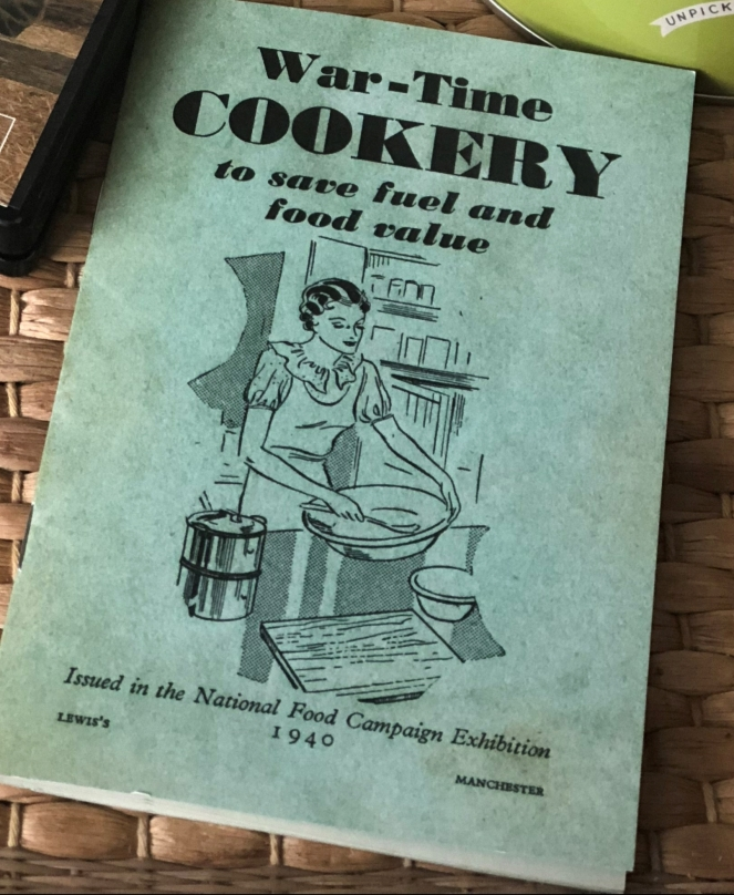 wartime cookery